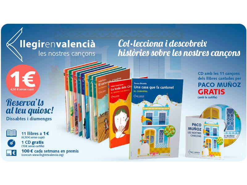 Campanya llegir en Valencià