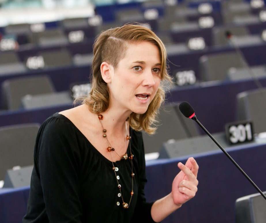 Marina Albiol denuncia a Europa la desastrosa gestió de residus del govern valencià