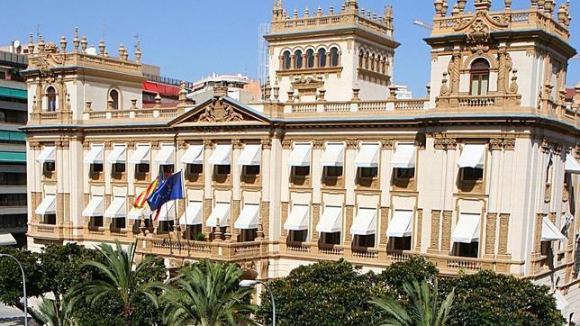 Esquerra Unida critica que la Diputació d'Alacant no se sumeix al fons de cooperació municipal