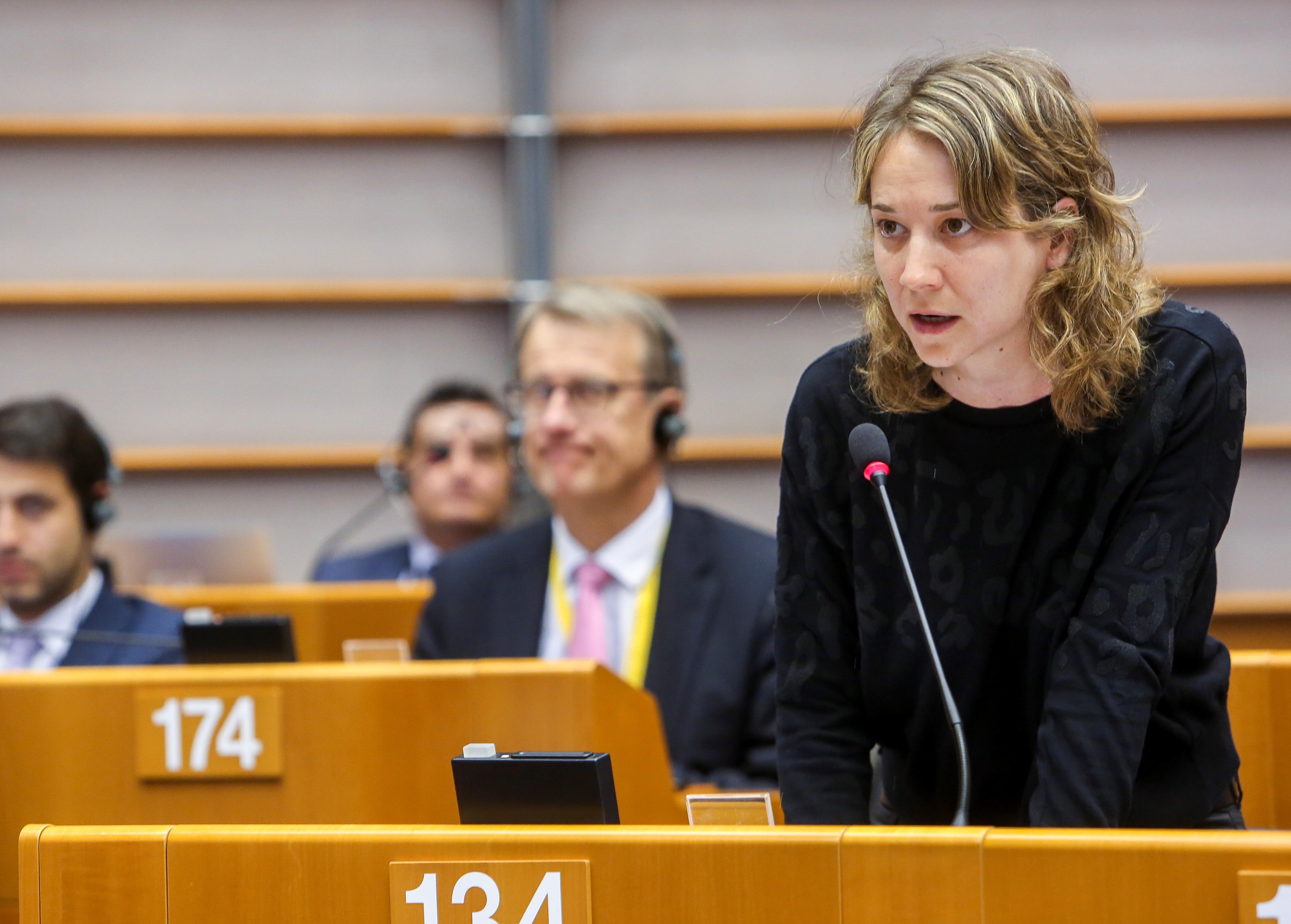 Marina Albiol insta al Consell a promoure un front comú contra el CETA en defensa del camp valencià