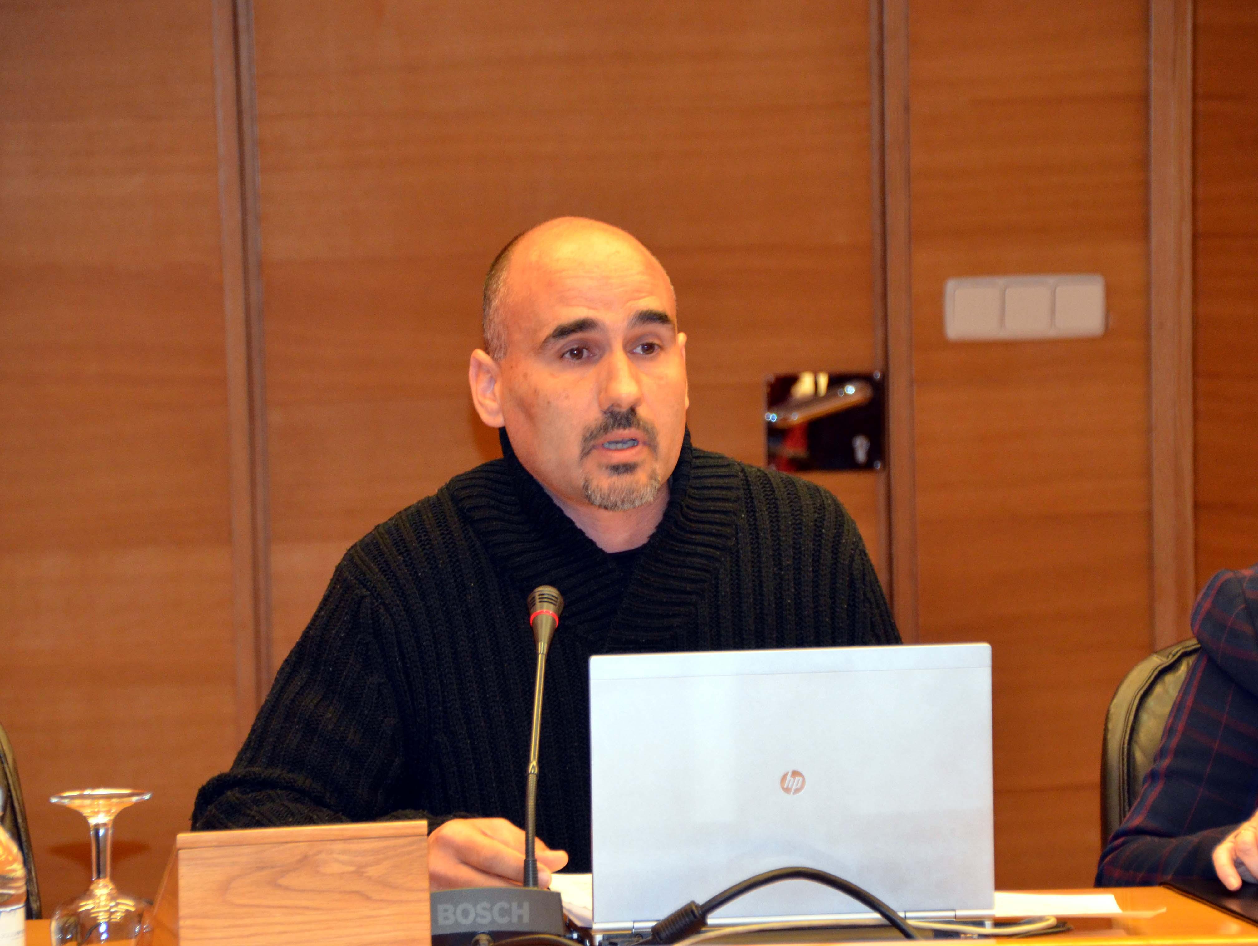 David Rodríguez entén que es menysprea al País Valencià i que els pressupostos del estat són enganyosos