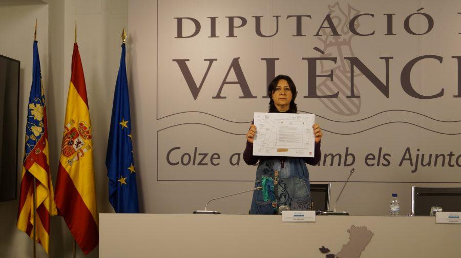 """Rosa Pérez Garijo (EU): """"L'Operació Osvaldos apunta a una presumpta trama del clan Blasco amb la sanitat pública valenciana"""""""