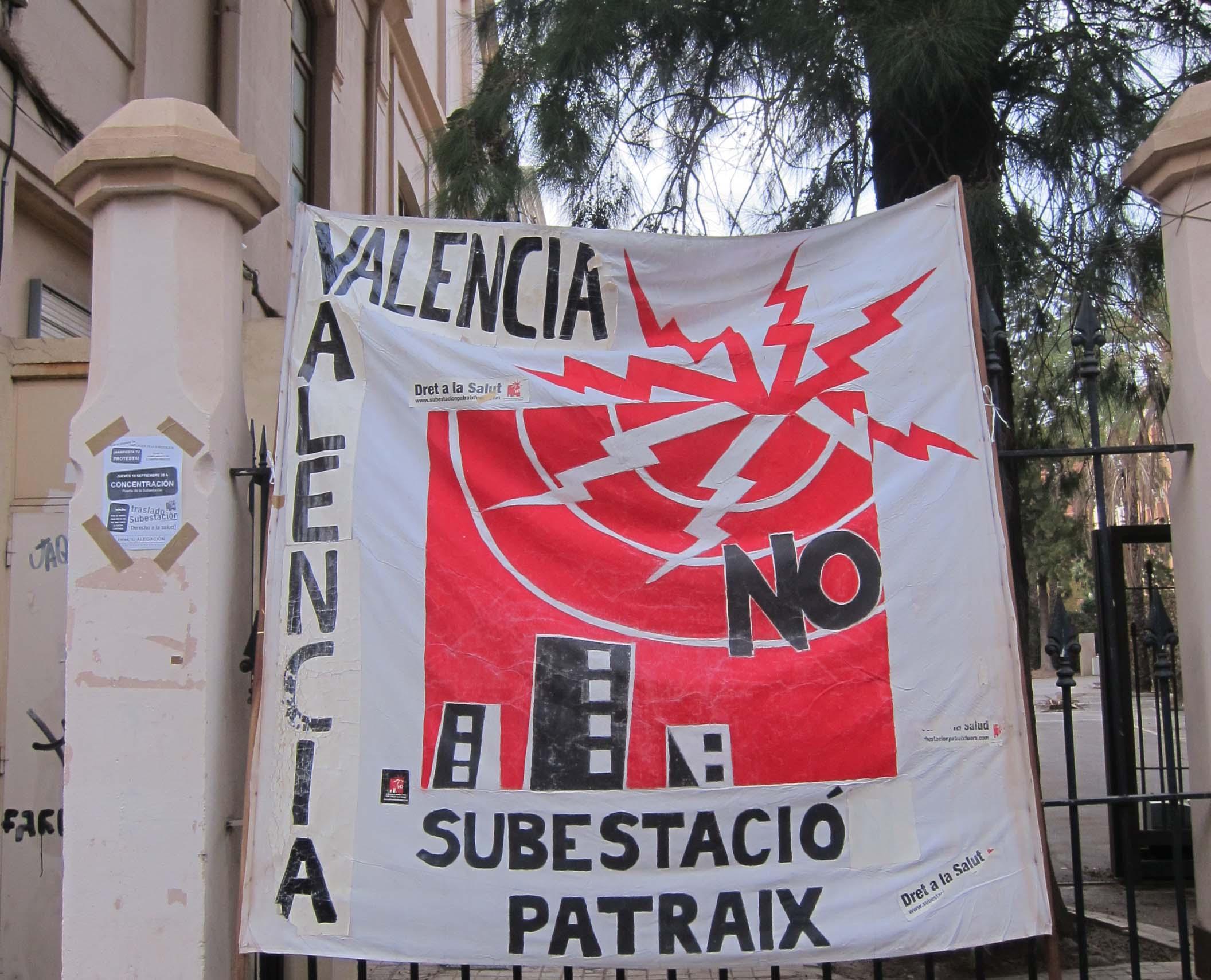 """El Govern central confirma a EUPV la continuïtat de la Subestació de Patraix en considerar-la """"necessària per a la qualitat i seguretat de subministrament en la zona"""""""
