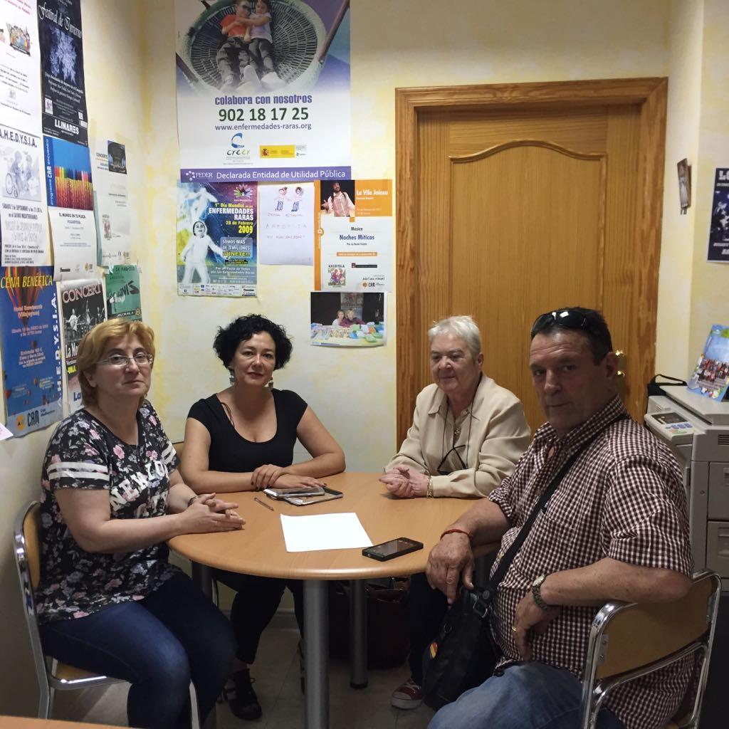 EUPV realitzarà diverses iniciatives en suport a les malalties minoritàries