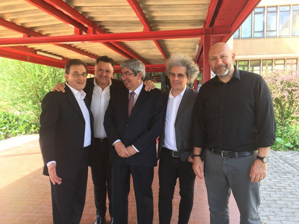 Ricardo Sixto participa en el VI Fòrum Parlamentari Hispà-Portuguès