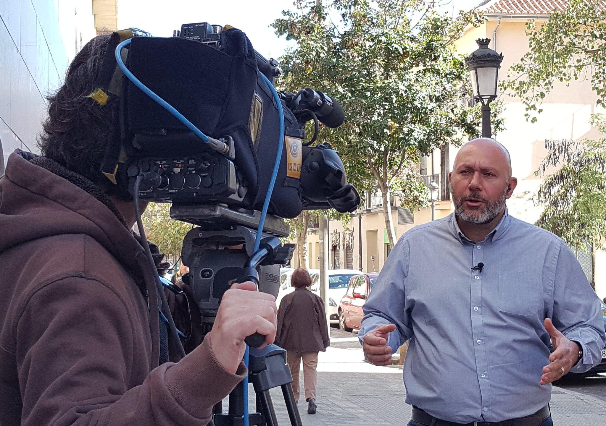 """Sixto acusa al PP de """"tirar la culpa"""" de les denúncies per exhibir banderes republicanes al delegat del Govern"""