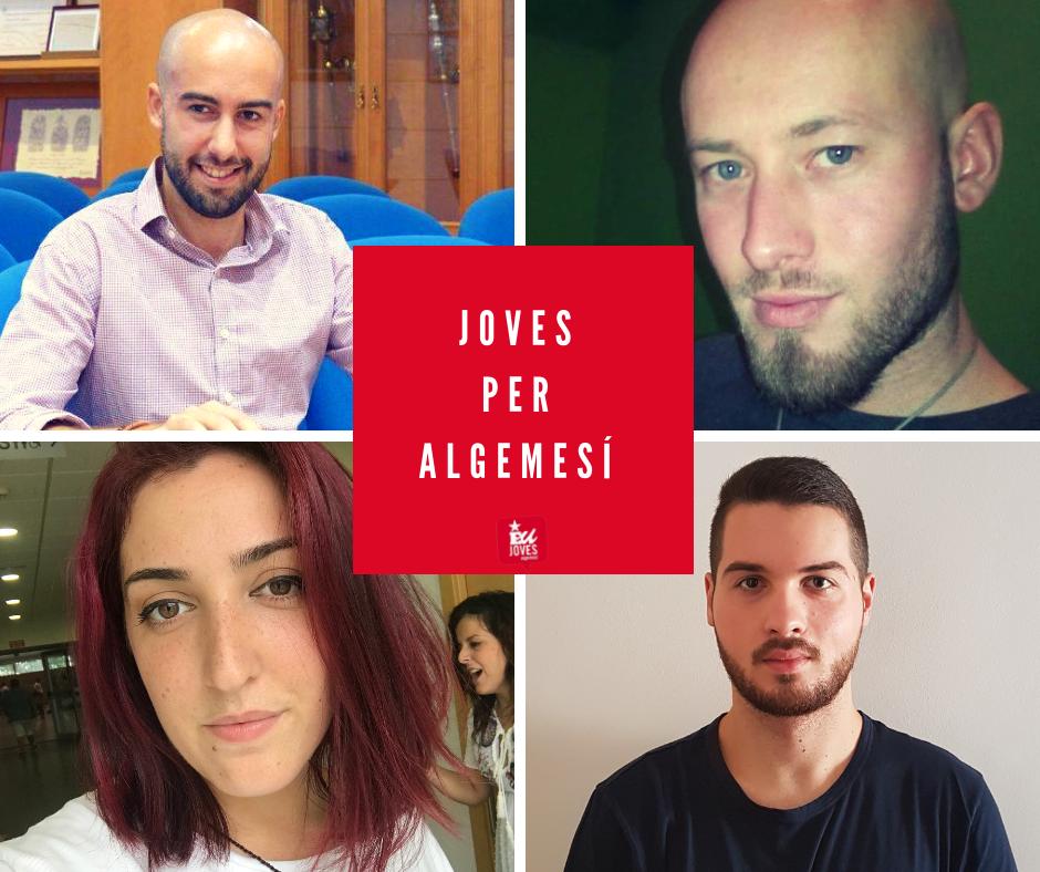 Joves per Algemesí