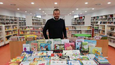 Photo of Nous llibres infantils a la Biblioteca Pública