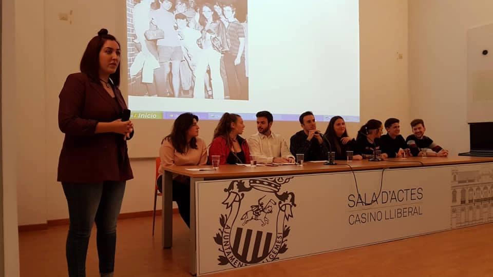 Noelia Girbés - Joves per Algemesí