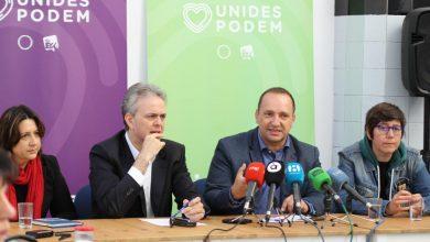 """Photo of Unides Podem – Esquerra Unida: """"Els resultats del 28A estaran a l'alçada de l'esforç realitzat en campanya"""""""