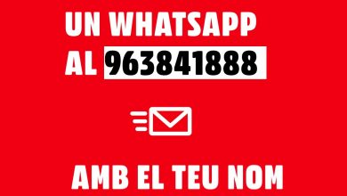 Photo of Esquerra Unida habilita un canal de Whatsapp