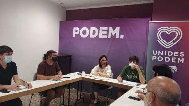 Photo of Pilar Lima i Rosa Pérez acorden aprofundir la confluència entre Podem i EUPV