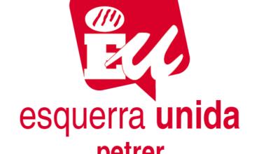 Photo of Esquerra Unida Petrer reclama más información, transparencia y participación.