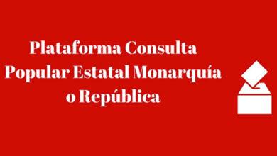 Photo of Esquerra Unida del Barrio del Cristo registra en el Ayuntamiento de Aldaia una moción de «reafirmación democrática y apoyo a las iniciativas de consulta ciudadana sobre el modelo de estado: MONARQUÍA o REPÚBLICA»