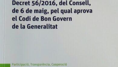 Photo of Esquerra Unida Algemesí s'adhereix al Codi de Bon Govern de la Generalitat i anima a la resta de la corporació municipal a fer-ho