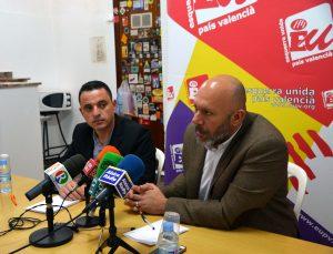 """Sixto: """"Alzira és l'exemple que el camí correcte és el de la recuperació dels serveis privatitzats i de com generar ocupació des del públic"""""""