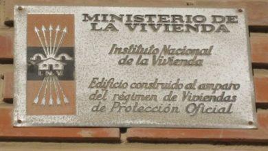 Photo of Silla retirarà les plaques de l'Institut Nacional d'Habitatge amb simbologia de la dictadura