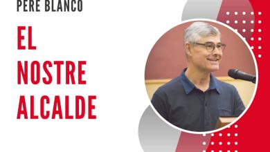 Photo of Pere Blanco serà l'alcalde d'Algemesí durant l'estiu