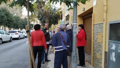 Photo of Reunió amb el veïnat de l'Hort del Satisfet per a estudiar la millora de l'accessibilitat i la il·luminació