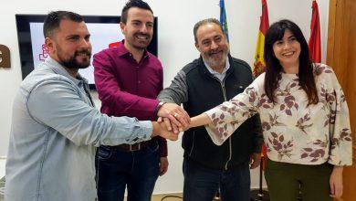 Photo of PSOE Y EU LLEGAN A UN ACUERDO DE GOBIERNO EN ELDA.